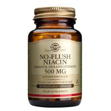 Niacin No-Flush 500mg 50kps