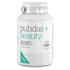 Puhdas+ Beauty Collagen&Hyaluron+C 120+30kps