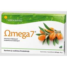Omega 7 Tyrni 150 kaps - Valioravinto