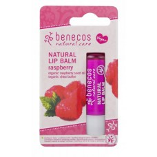 Huulivoide Raspberry Benecos 4,8g