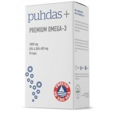 Puhdas+ Premium Omega -3 90kps