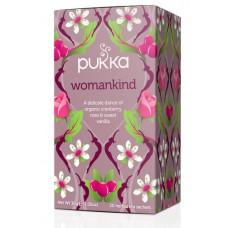 Pukka Womankind tee 20pss