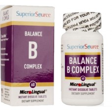 B-Complex Balance 60tbl Superior Source