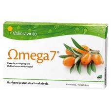 Omega 7 tyrniöljykapseli 60kps