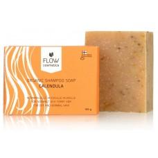 Shampoopala Kehäkukka kuivat/normaalit hiukset 90g Flow