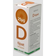 D-tipat 25mcg Biomed 20ml