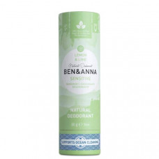 Deodorantti Sensitive Lemon& Lime Ben&Anna 60g