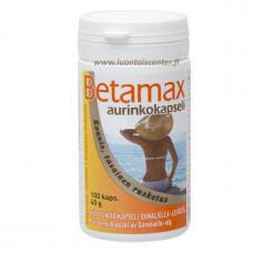 Betamax Aurinkokapseli 100kaps