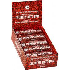 Ketopatukka Crunchy lakritsi 35 g