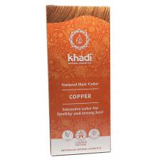 Kasvihiusväri Copper KHADI 100g