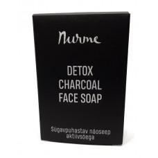 Saippua Detox Charcoal kasvojen puhdistukseen 100g