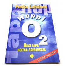 Happi O2 kirja Pekka Laitinen