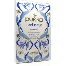 Pukka Feel New tee 20pss 40g