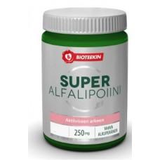 Bioteekin Super Alfalipoiini 120+24tbl