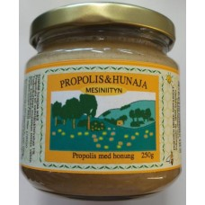 Hunaja Propolis Pesosen Mehiläistarhat 250g
