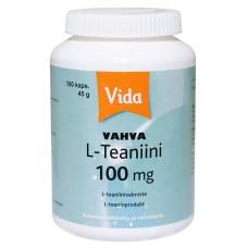 Vida  L-teaniini 100mg 90kaps