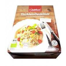 Kvinoa-hirssi-vihannesateria TischleinDeckDich® 400 g