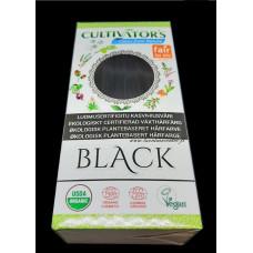 Cultivator's Kasvihiusväri Black 100g