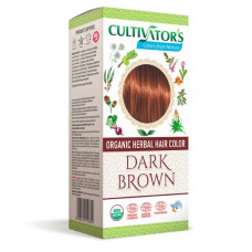 Cultivator's Kasvihiusväri Dark Brown 100g