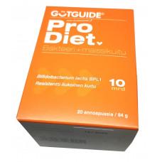 Gutguide ProDiet bifidobakteeri+maissikuitu 20pss