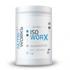 Nutri Works proteiinijauhe Vanilja-Mustikka 1kg