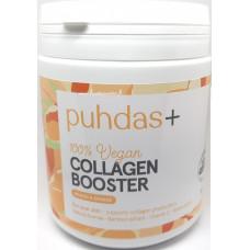 Puhdas+ Collagen Booster Mango-Appelsiini 400g