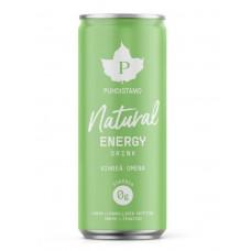 Natural Enegy Drink 330ml Vihreä Omena Puhdistamo