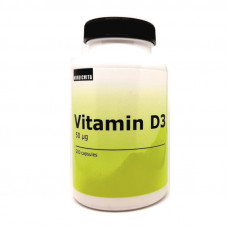 Vitamin D3 50mcg 200kaps NordicVita