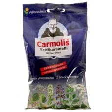 Carmolis yrttikaramelli 75g