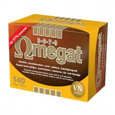 Omegat 3-6-7-9 140 kaps Via Naturale