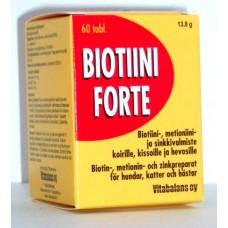 Biotiini Forte Eläimille 60 tabl.