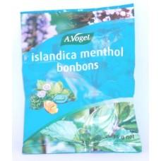 Islandica menthol bonbons Vogel  75g