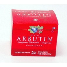Arbutin Couperosa Päivävoide Detria 50 ml