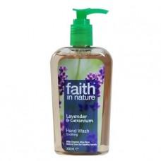 Faith Handwash lavender geranium 300ml