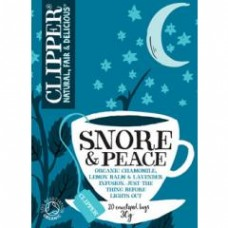 Clipper Snore & Peace 20 pss
