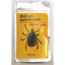 Borrex-punkkitesti