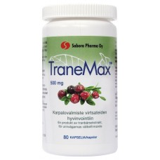 TraneMax 500mg 80kps