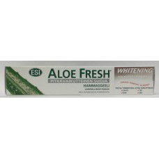 Aloe Fresh Whitening hammasgeeli 100ml