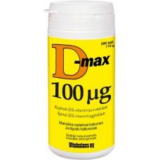 D-Max 100mcg 200tbl