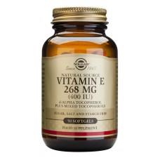 E-vitamiini 268mg 100kps Solgar