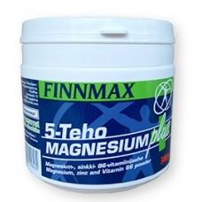 Finnmax 5-teho Magnesium plus 300g