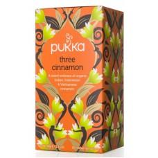 Pukka Three Cinnamon (Kaneli) tea 20pss