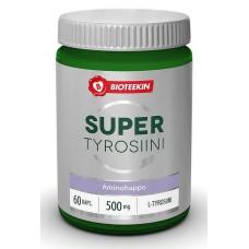 Bioteekin Super Tyrosiini 60kps