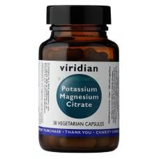 Viridian Kalium-Magnesium Sitraatti 30kps