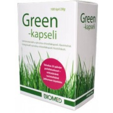 Green-kapseli 100kps Biomed