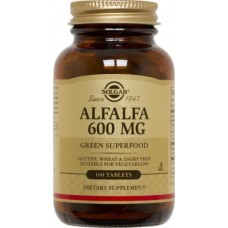 Alfalfa 600mg 100tbl