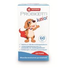 Bioteekin Probiootti Junior 60tbl