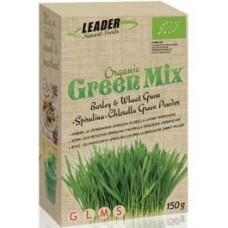 GreenMix-jauhe 150g luomu Leader