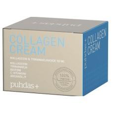 Puhdas+ Collagen Cream Kollageenivoide 50ml