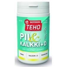 Bioteekin TehoPiiKalkki+D 300tbl